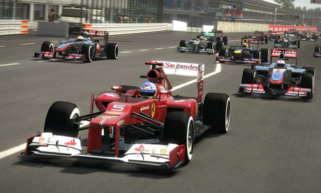F1 2012 Review (X360)
