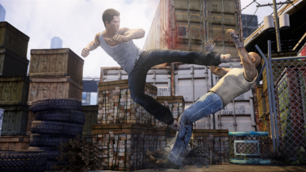 Sleeping Dogs Review (X360)