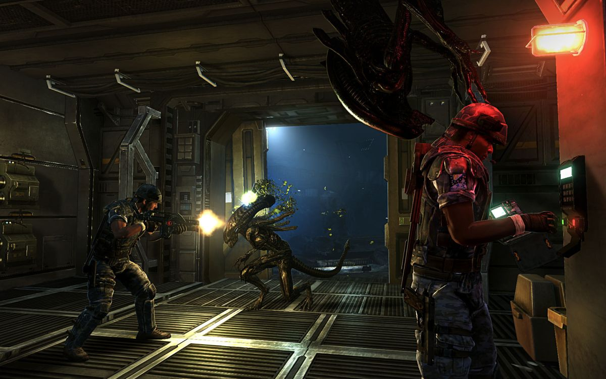 Aliens: Colonial Marines Review (PC/X360)