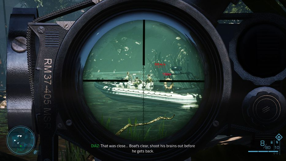 Sniper: Ghost Warrior 2 Review(PC)