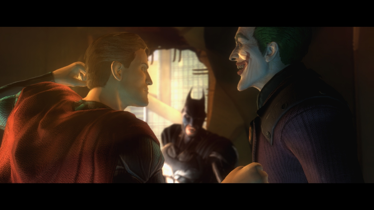 Injustice: Gods Among Us Review (X360)
