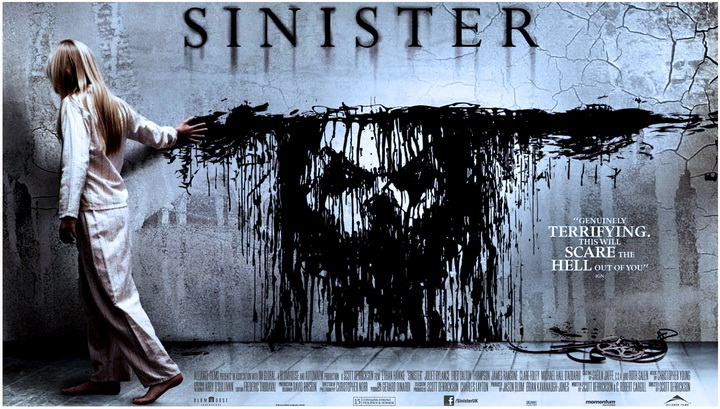 Sinister (Blu-ray)