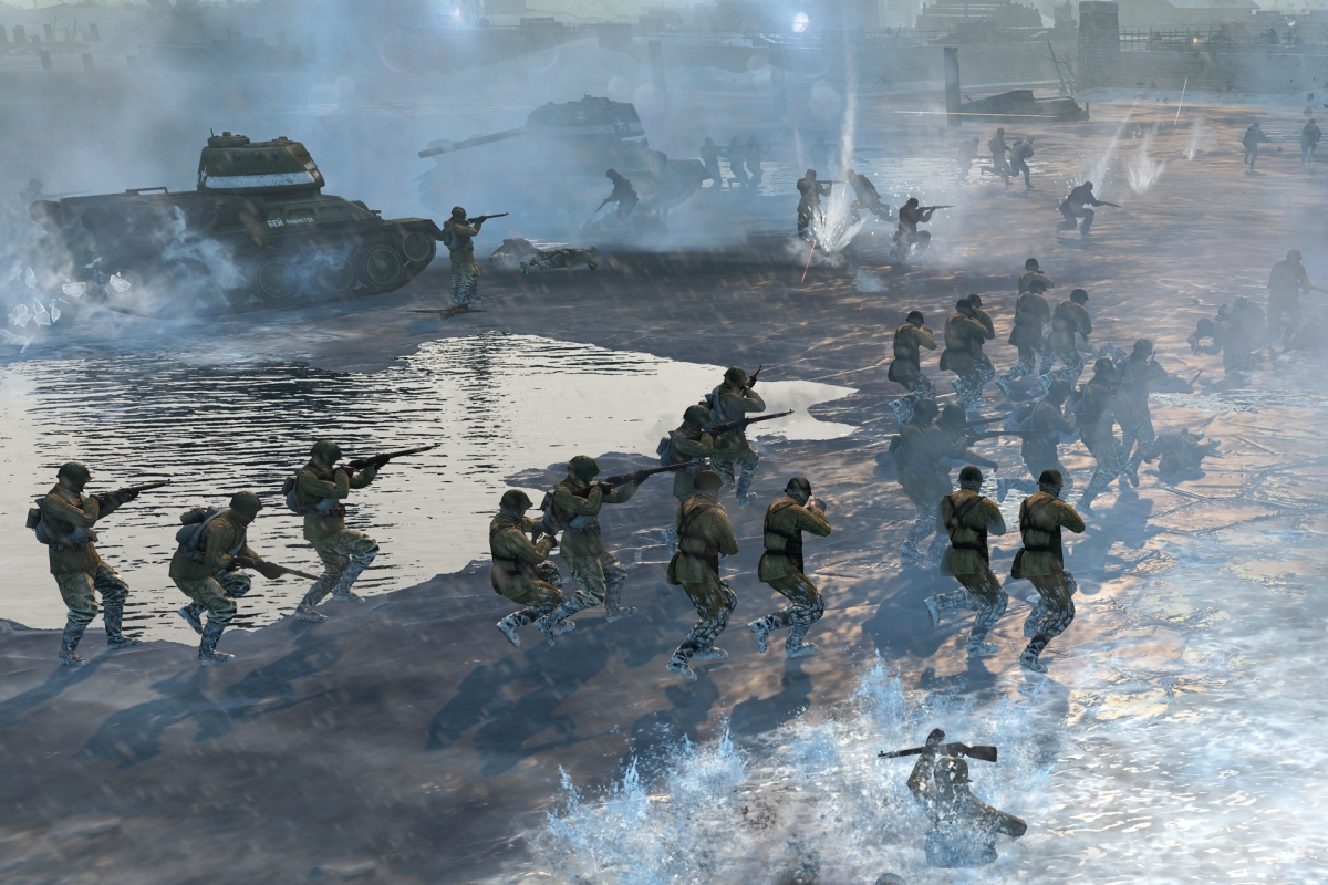Company of Heroes 2 Review (PC)