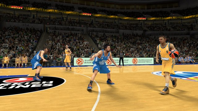 NBA 2K14 Preview (X360/PS3/PC)