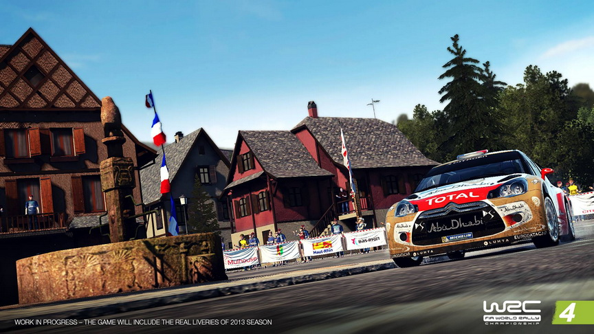 WRC 4 Preview (X360/PS3/PC/Vita)