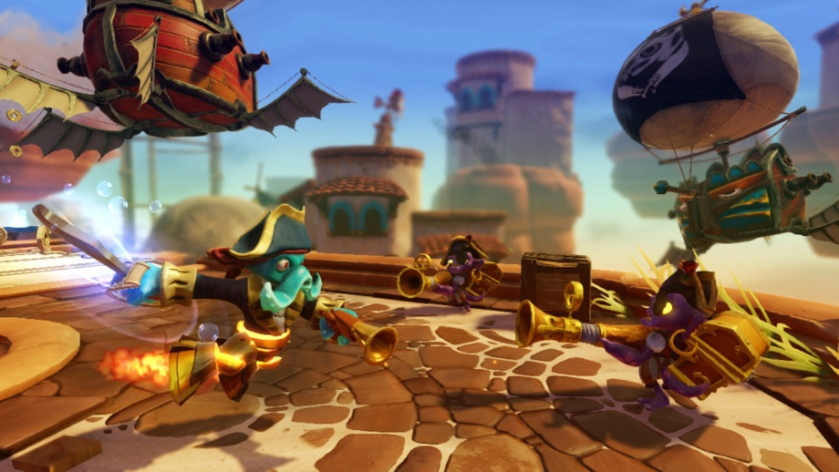skylanders swap force 1