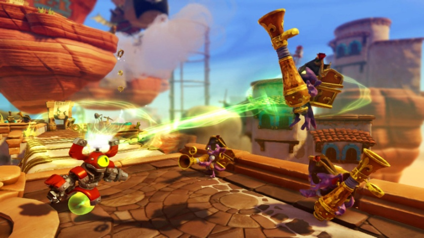 skylanders swap force 2