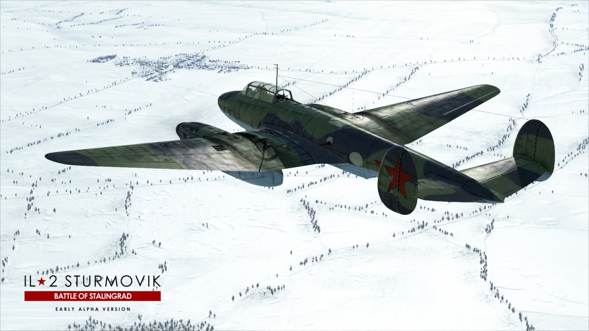 IL-2 Sturmovik: Battle for Stalingrad preview