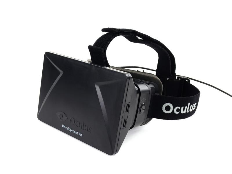 Oculus Rift preview