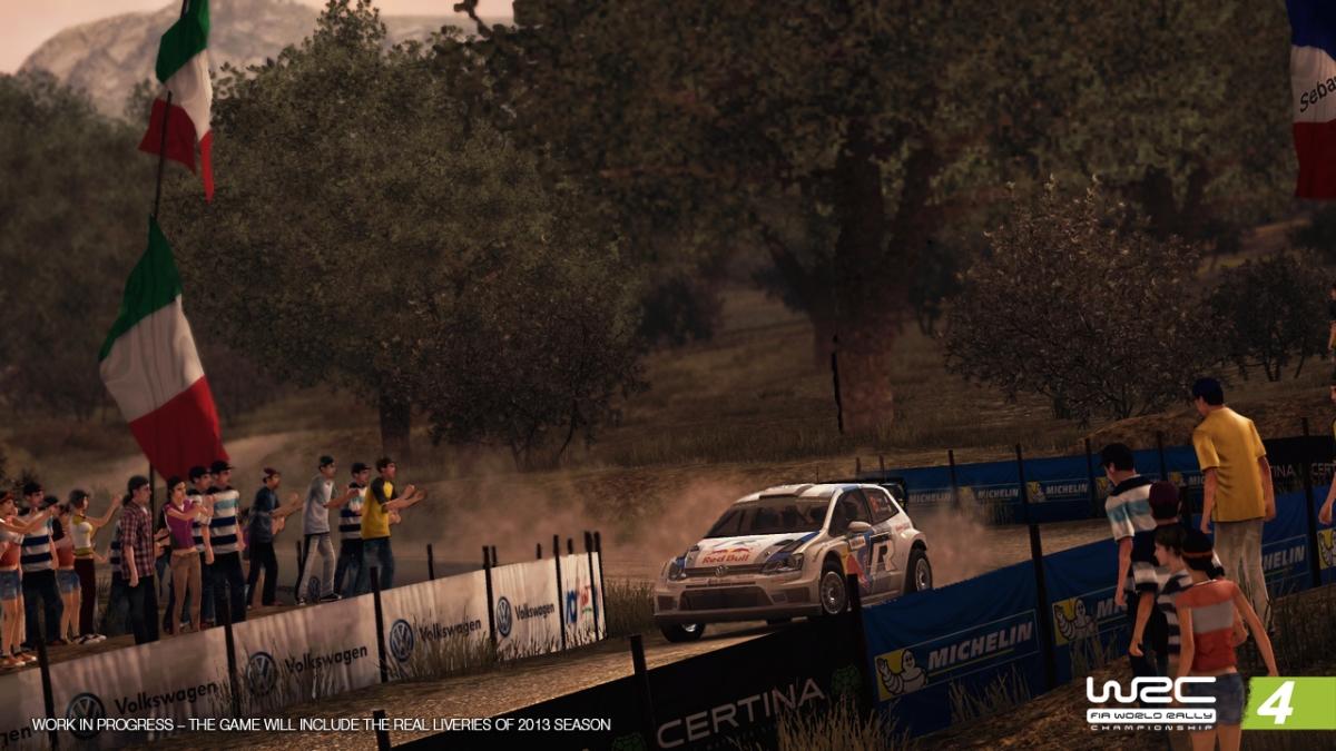 WRC 4 review(X360)