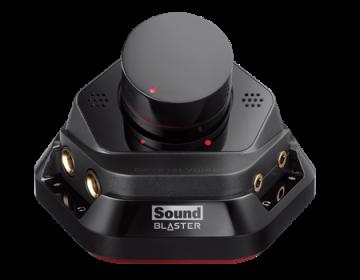 creative zxr audio control module