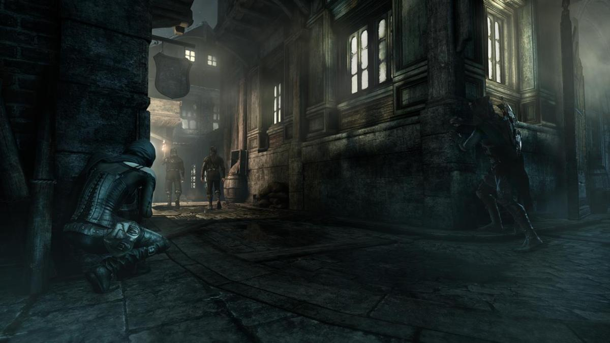 Thief review (PS4)