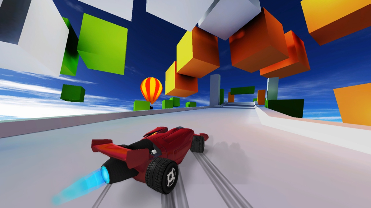 Jet Car Stunts review (PC)