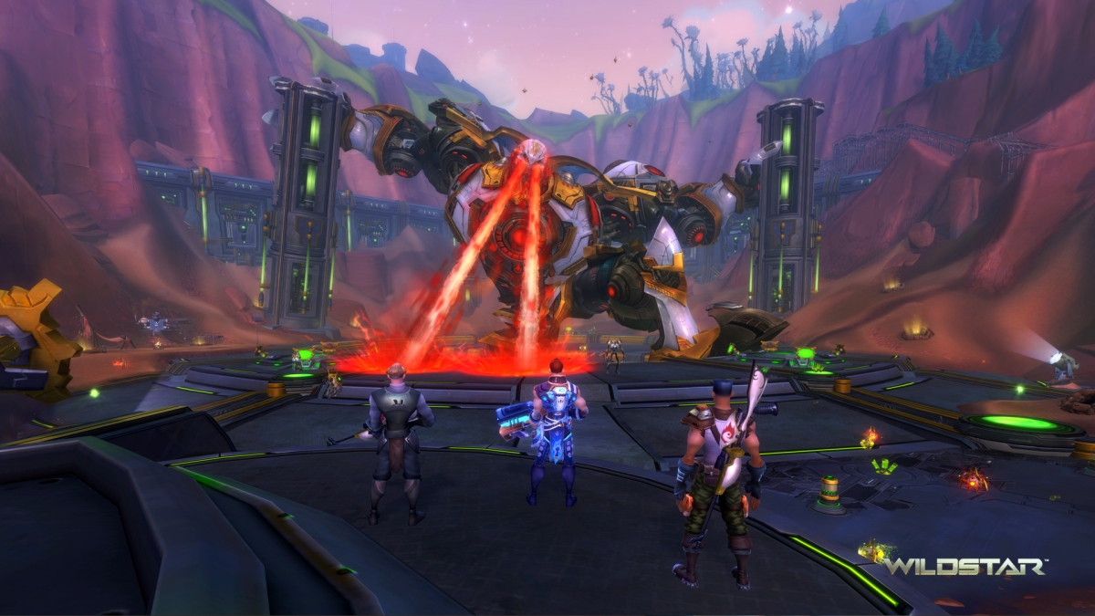 Wildstar review (PC)