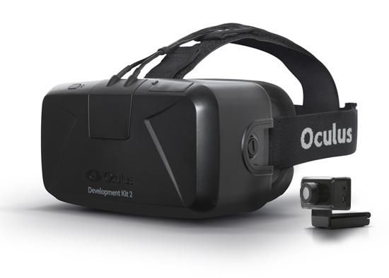 Oculus Rift DK2 playtestreport