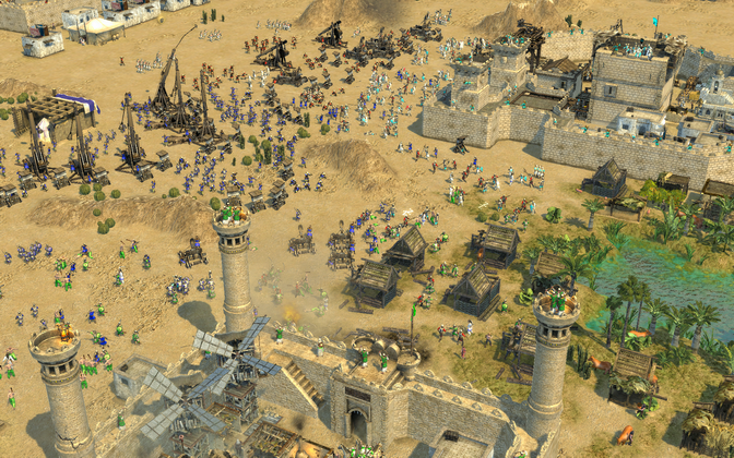 Stronghold 2 review (PC)