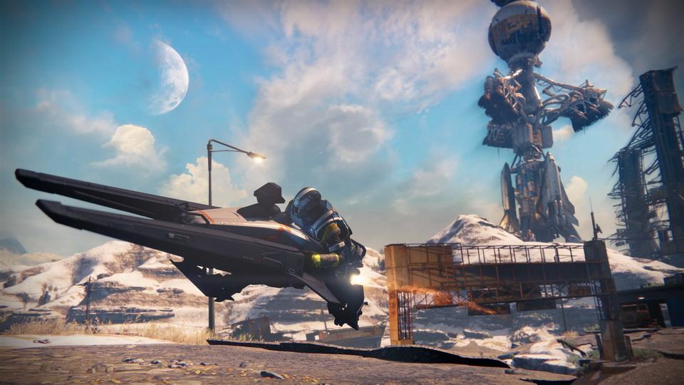 Destiny review (PS3)