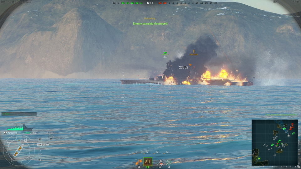World of Warships preview (PC)
