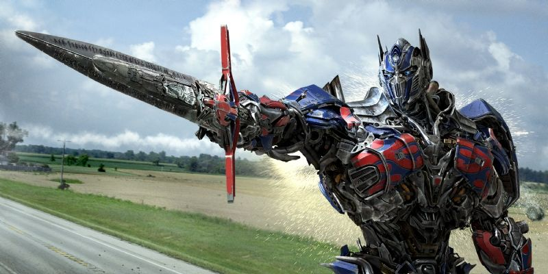 Transformers: Age of Extinction review (Blu-Ray)