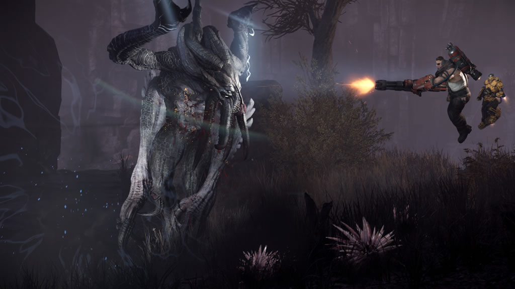 Evolve review (PS4)