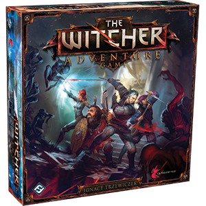 The Witcher Board Game