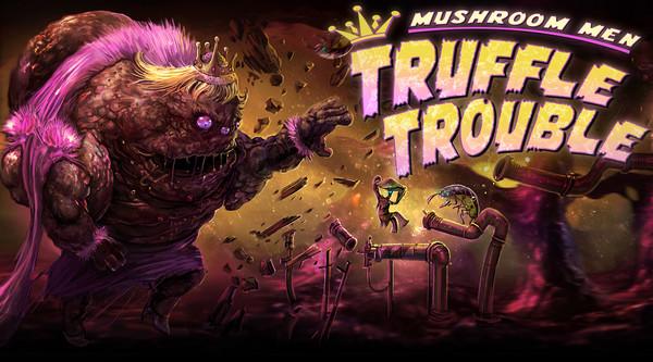 Mushroom Men: Truffle Trouble review(PC)