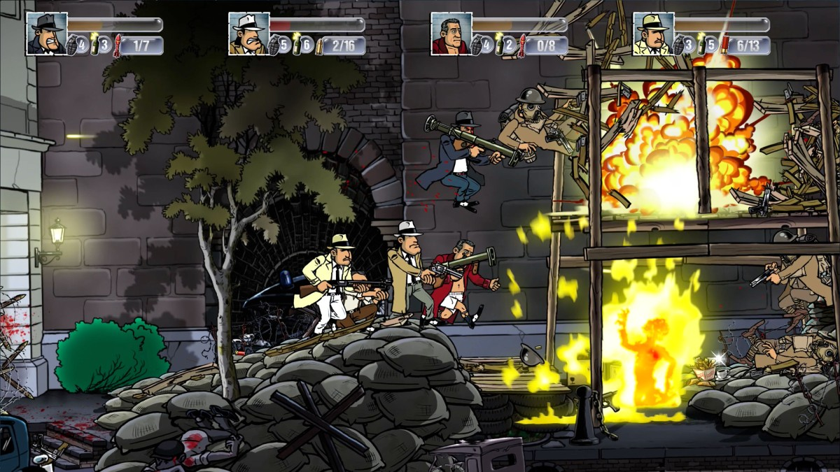 Guns, Gore and Cannoli review(PC)