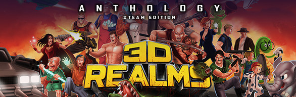 3D Realms Anthology review(PC)