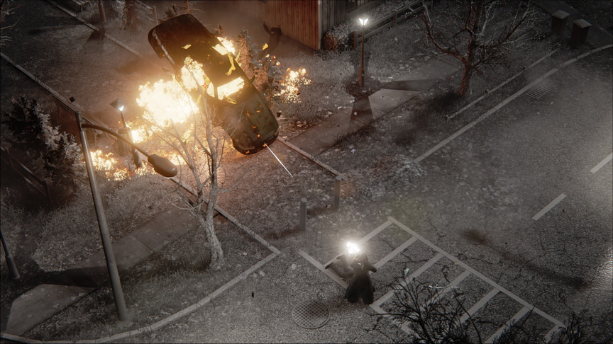 Hatred – Developer Interview