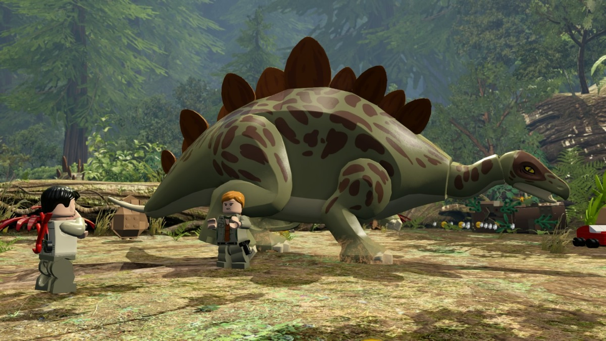 LEGO Jurassic World review (Vita)