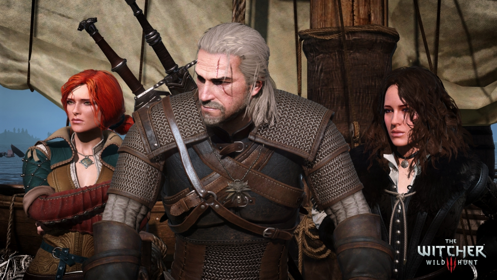 The Witcher 3 review(PC)