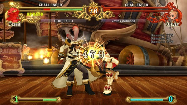 Battle Fantasia Revised Edition review (PC)