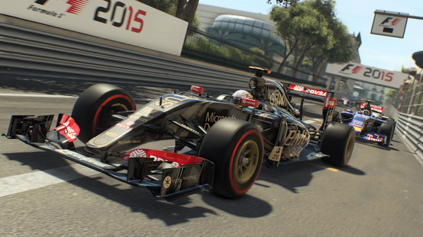 F1 2015 review(PC)