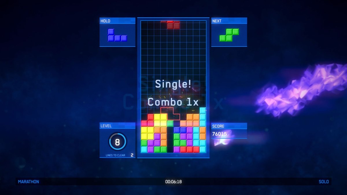 Tetris Ultimate review (Vita)