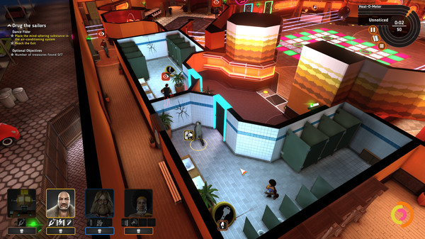 Crookz – The Big Heist review (PC)