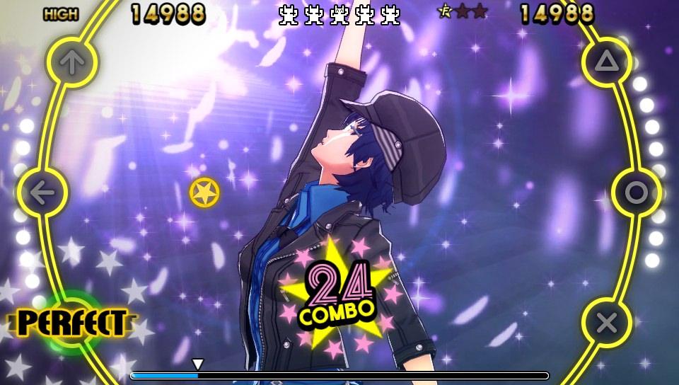 Persona 4: Dancing All Night review(Vita)