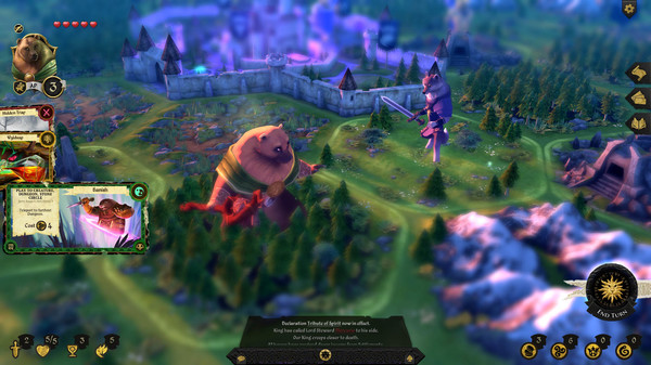 Armello mini-review (PC)