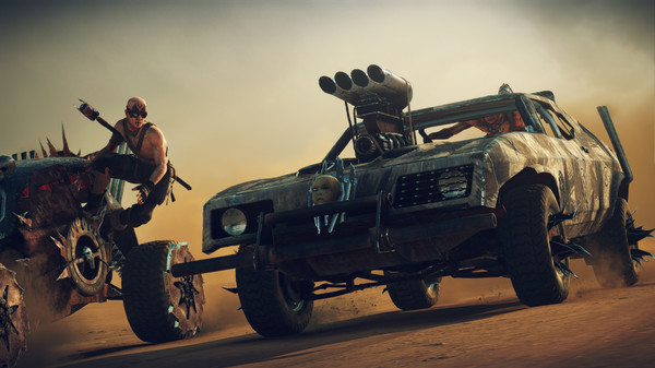 Mad Max review (Xbox One/PS4)