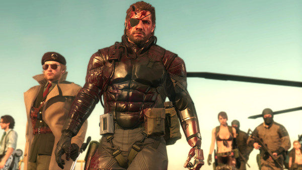 Metal Gear Solid V – The Phantom Pain review (PS4/PC)