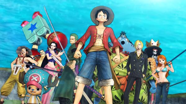 One Piece Pirate Warriors 3 review(Vita)