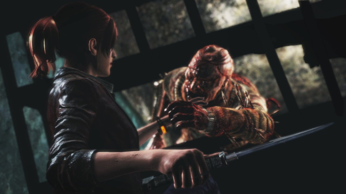 Resident Evil: Revelations 2 review (Vita)