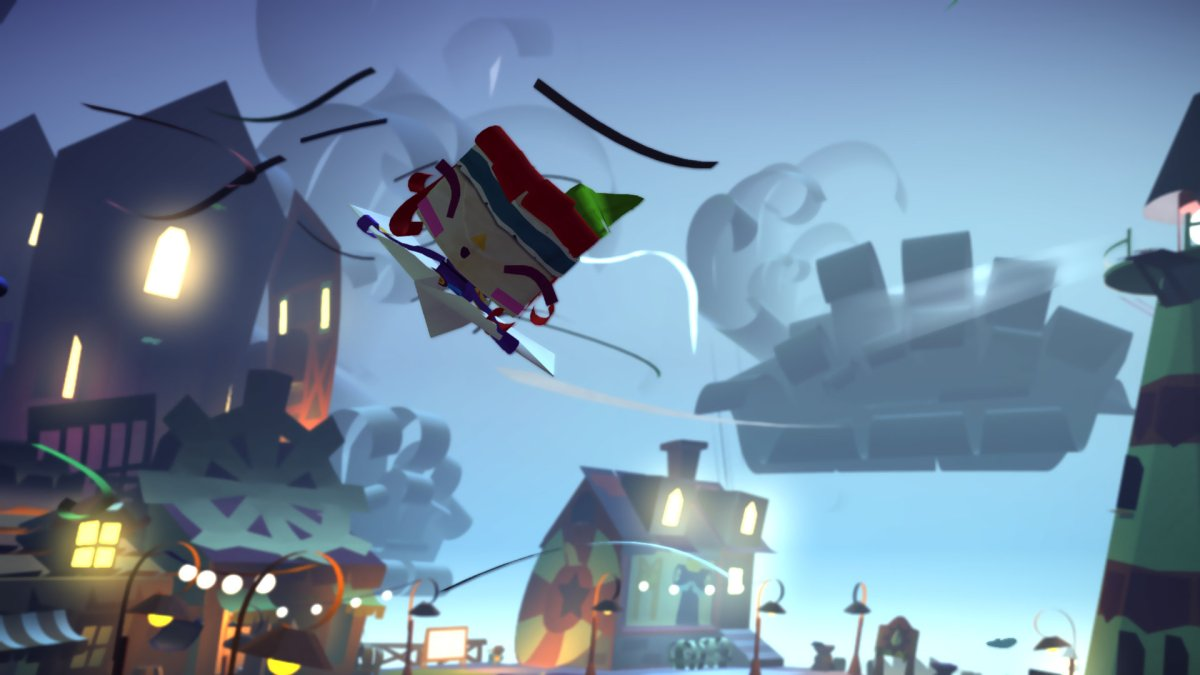 Tearaway Unfolded review (PS4)