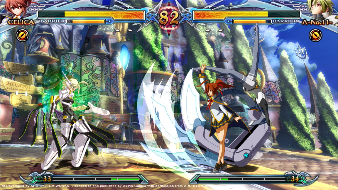 BlazBlue: Chrono Phantasma Extend review (PS4/PS3/Vita)