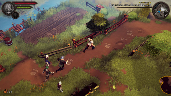 Cross of the Dutchman review (PC)