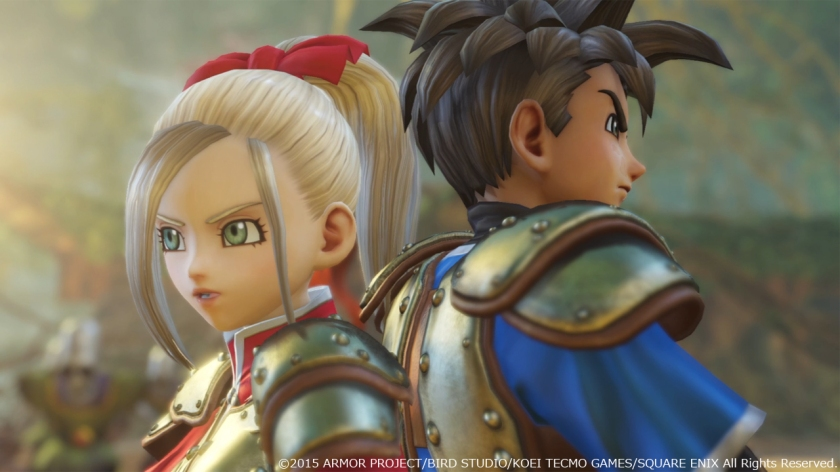 Dragon Quest Heroes review (PS4) – Press Play Media