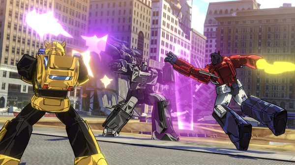 Transformers: Devastation review (PS4)