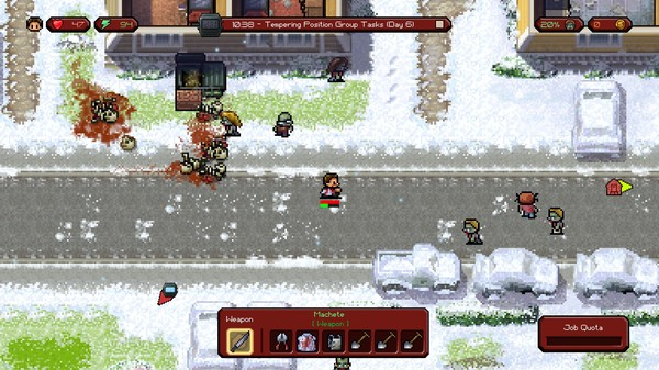 The Escapists – The Walking Dead review (Xbox One)