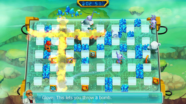 Bombing Busters review (Vita)