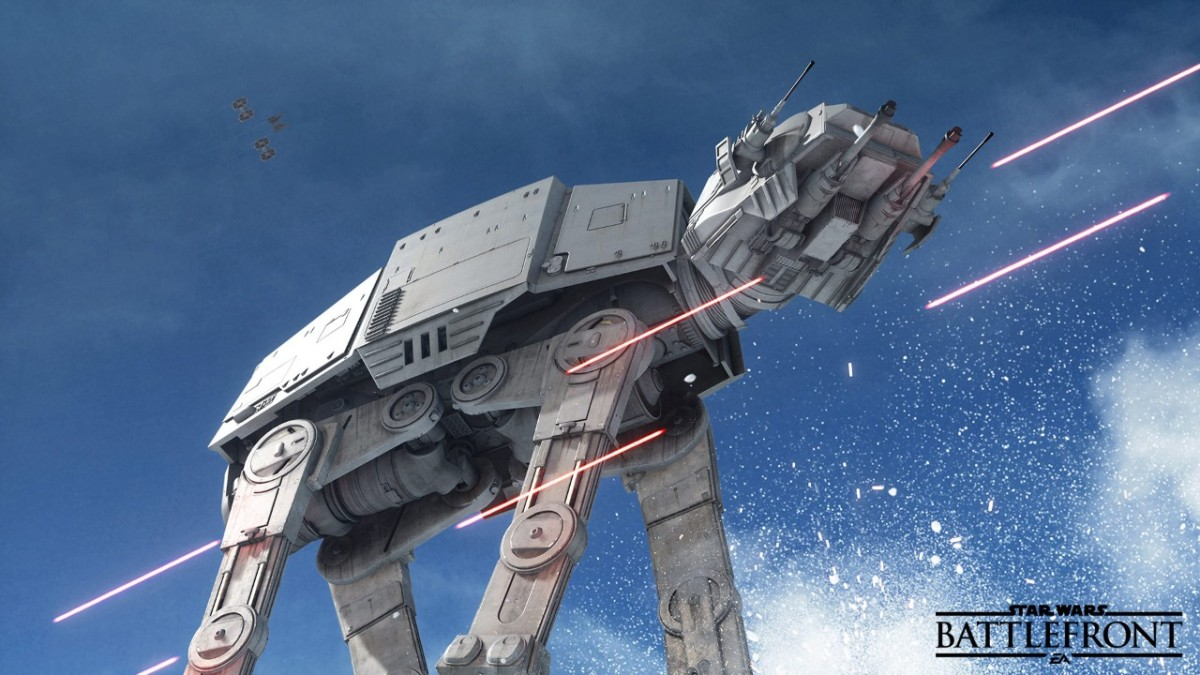 Star Wars Battlefront review (PS4)
