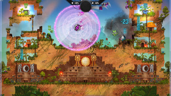 Mayan Death Robots updates and comes to consoles!